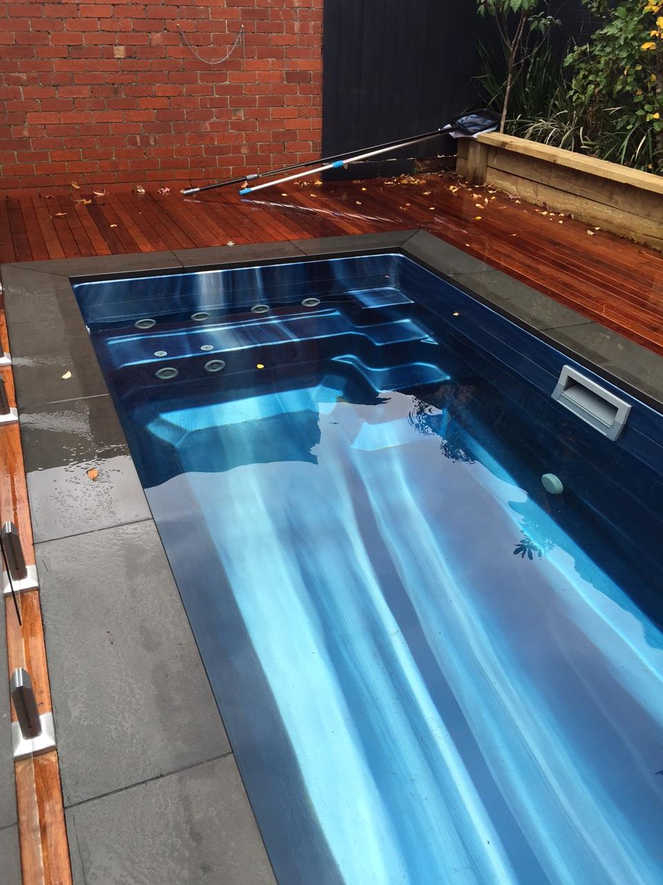 Sabre Plunge Pool