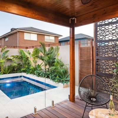 Fibreglass plunge pools inground swimming pools in melbourne for Swimming pools melbourne prices