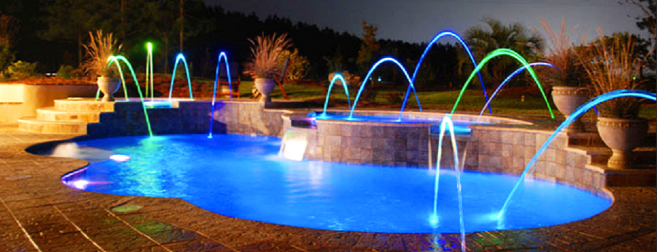 Led Lighting For Swimming Pools