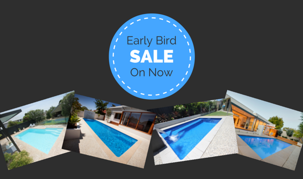 Early Bird Sale - Endless Pools